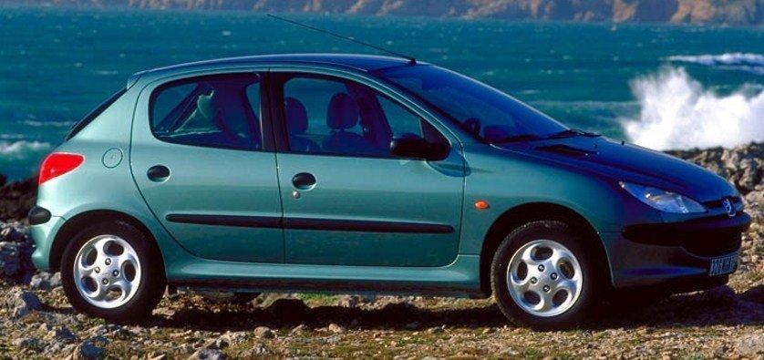 1998 peugeot 206